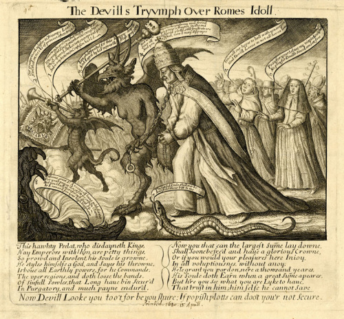 shaytan Rome antichrist Demonology iconography