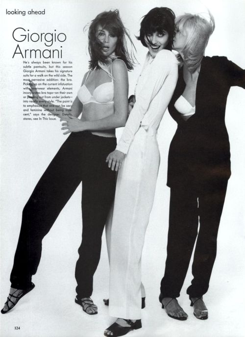 US Vogue, January 1995