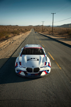 rhubarbes:  BMW 3.0 CSL HOMMAGE R on Behance by Victor Jon GoicoMore cars here.