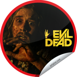 I just unlocked the Evil Dead Box Office sticker on GetGlue                      11379 others have also unlocked the Evil Dead Box Office sticker on GetGlue.com                  Were you scared silly? So were we! Thank you for seeing Evil Dead in theaters and for checking-in.  Share this one proudly. It's from our friends at Sony Pictures.