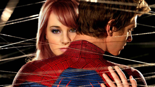 Spidey & Mary Jane.