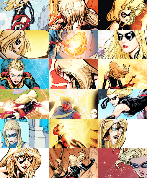 avengers vs x-men ♦ ms marvel; captain marvel (carol danvers)