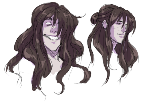 Kain faces I totally just dug up? I have no idea when these happened, but dang I love Crazy Eyes