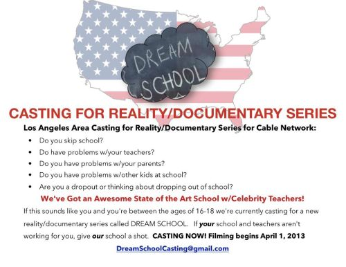 CASTING CALL !!! for LA lgbtq youth!  sharing this for a friend. =]