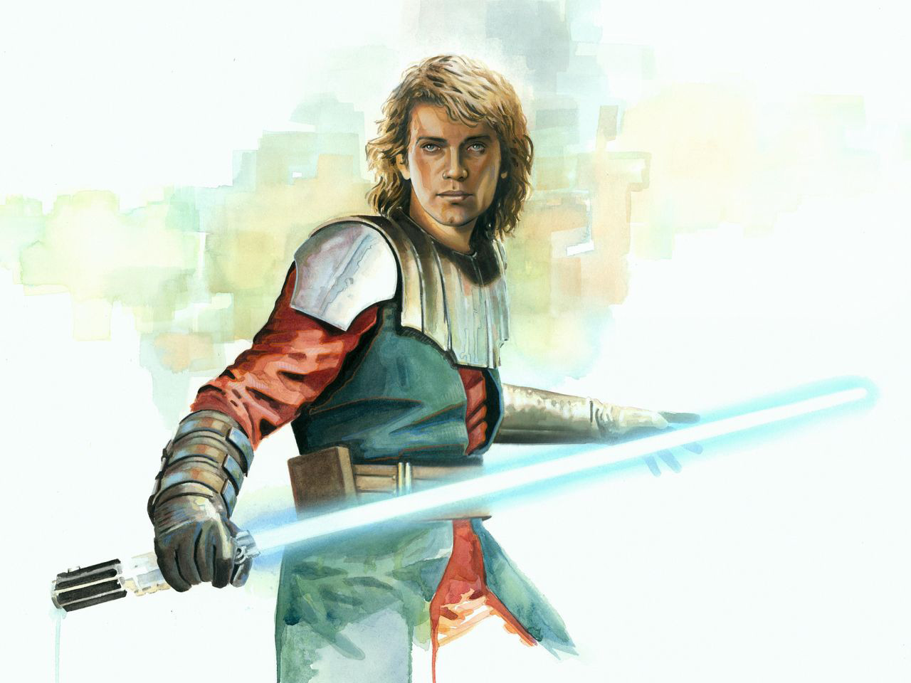 summageekologica:  Anakin Skywalker, by Brian Rood (source)