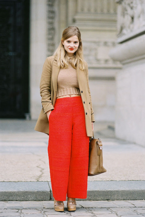 (via Vanessa Jackman: Paris Fashion Week AW 2013….After Carven)