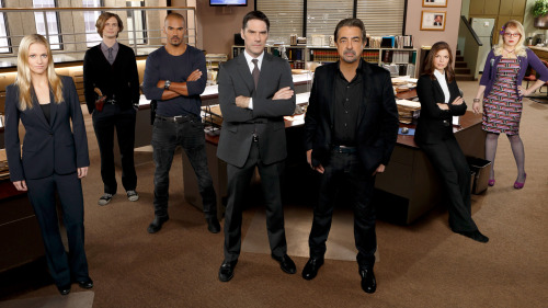 Criminal Minds - Cast Photo