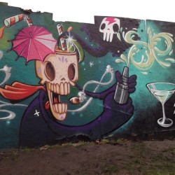 Lovin this new piece by Spzero76 #Cocktails