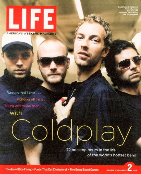 algemesii:  Coldplay