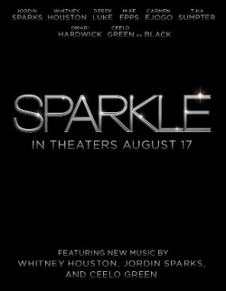 "I'm watching Sparkle    ""It's on cable""                      Check-in to               Sparkle on GetGlue.com"