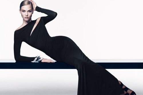 Karlie Kloss for Donna Karan Resort 2013