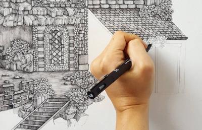 #olivia_kemp, #drawing, #pen_drawing, #hi_fructose, #hi_fructose_magazine