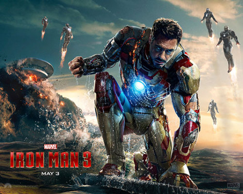 Watch the 'Iron Man 3' footage from the 2013 MTV Movie Awards
