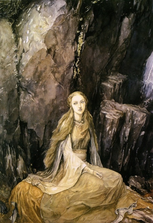 emilsinclaire:  Alan Lee - The Mabinogion Medieval Welsh Tales translated by Gwyn Jones and Thomas Jones - Dragon's Dream - 1982