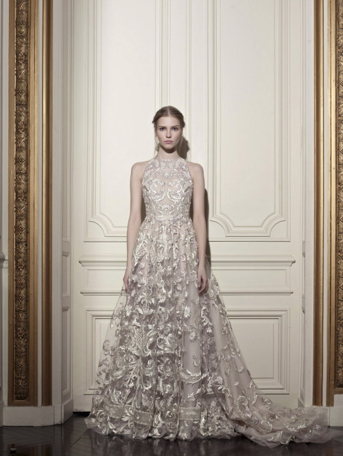 chiffonandribbons:  Sasha Luss, Valentino Haute Couture S/S 2013 in Vogue Italia March 2013 Photographed by: Gian Paolo Barbieri