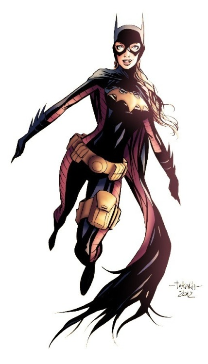 cassidycerda:  Stephanie Brown