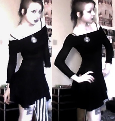 New Ebay dress arrived in the post :) x