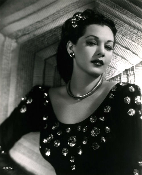 screengoddess:  Maria Montez