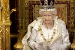 "Queen Ends Speech By Dropping Mic, Telling MPs ""I'm Out"" 