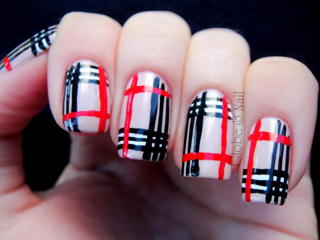 Cute Nails Designs Tumblr Winter Cute Nail Art Designs