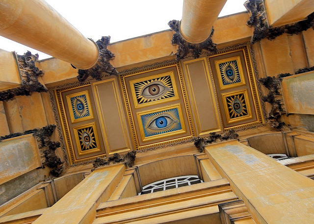 arcouture:  Blenheim Palace - Eye architecture by @Doug88888 on Flickr. Woodstock, England, Great Britain This has got to be one of my favorite pieces.