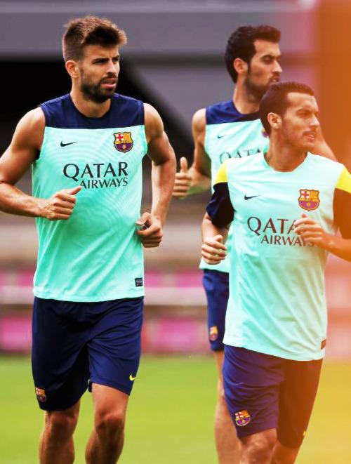 Sin Messi y con Neymar al 'talismán' de La Rosaleda