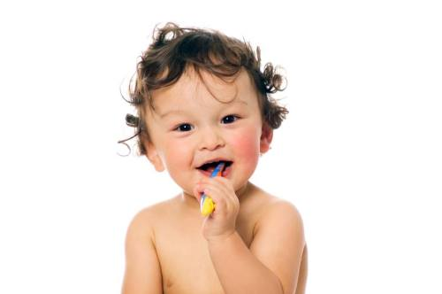 How much fluoride does your little one need to keep that smile healthy and bright? Find out here:  http://bit.ly/waterflouride