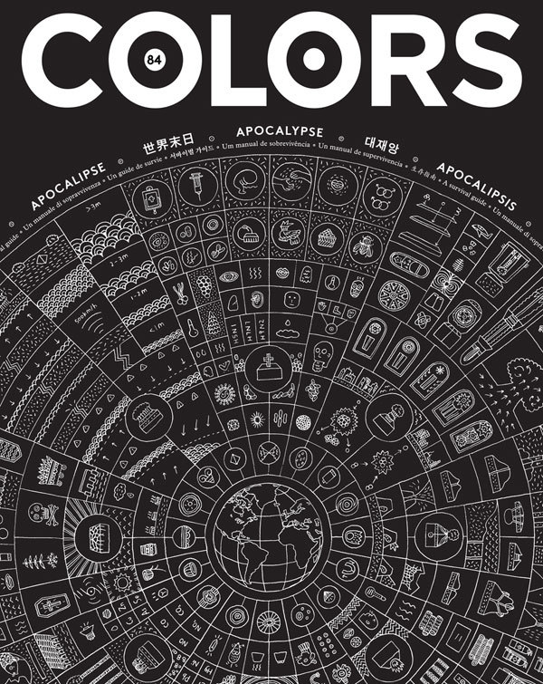 COLORS Magazine 84: Apocalypse — A Survival Guide