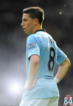aaaronn84productions:  Samir Nasri by Aaaronn84Production