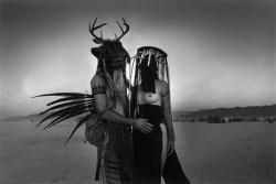 biscodeja-vu:  Burning Man Festival, Black Rock City, Nevada. 2002. Christina Rodero