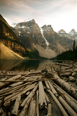 vvolare:  The Canadian Rockies by Jon