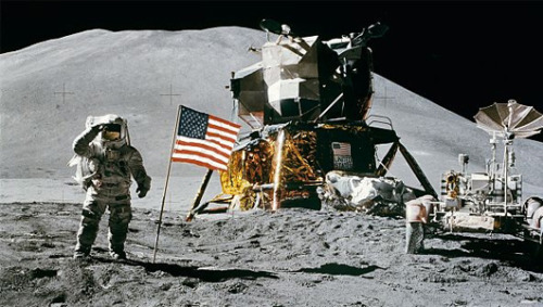 mothernaturenetwork:  U.S. won't head up new manned moon landings NASA's focus is on human missions to asteroids and to Mars