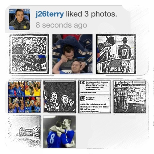 ozilxxx:  Terry always likes the Lamperry picture. XD  That's my edit on the bottom middle though wwoooeyy.