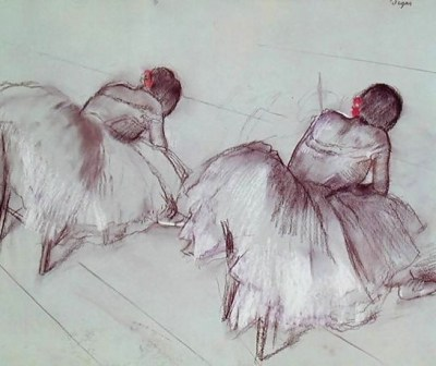 lafortunadimare:  Edgar Degas.