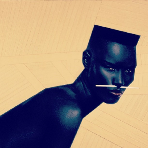 therealdarrenblack:  They just don't make them like this anymore #gracejones http://bit.ly/115x2vs