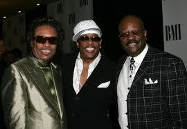 Charlie Wilson and his brothers (Gap Band)