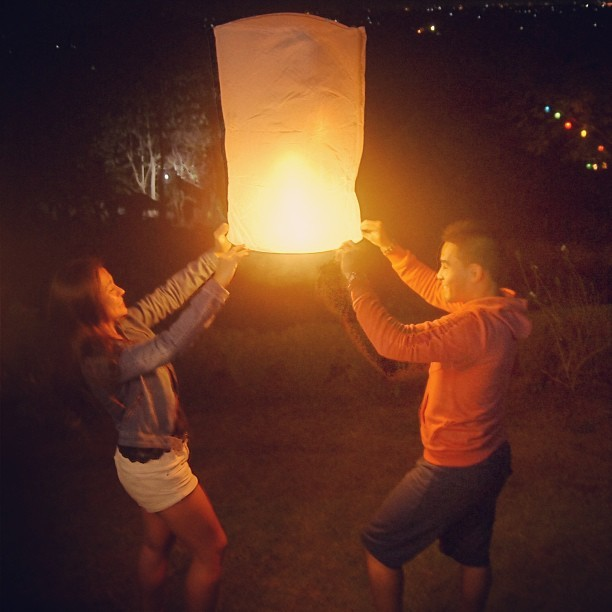 Make a wish @jasondejong21❤ (at Arayat Pampanga)