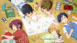 spoilers precious babies Eternal Summer free! free!2 crying a lot about the ed