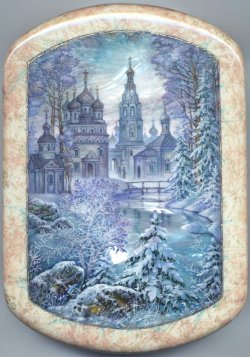 fibunny:  Winter fairy-tale by *KnyazevSergey