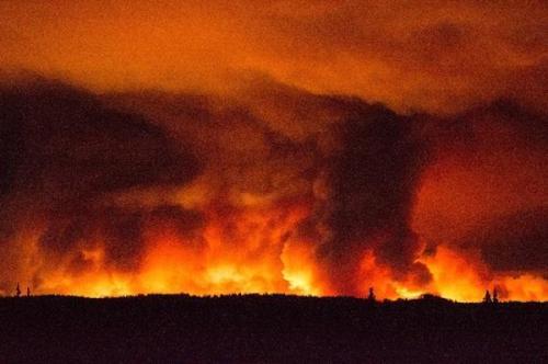 nativeamericannews:  Alaska Wildfire Burns 182,000 Acres, Bi
