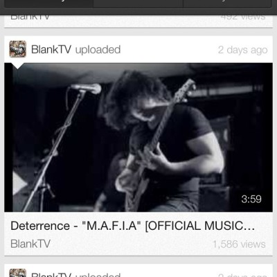 Go check out video out our video on blankTv ! #video #hxc #detr #hardcore #metal