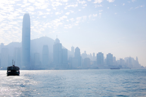 nosens:  Victoria Harbour (by marin.tomic)
