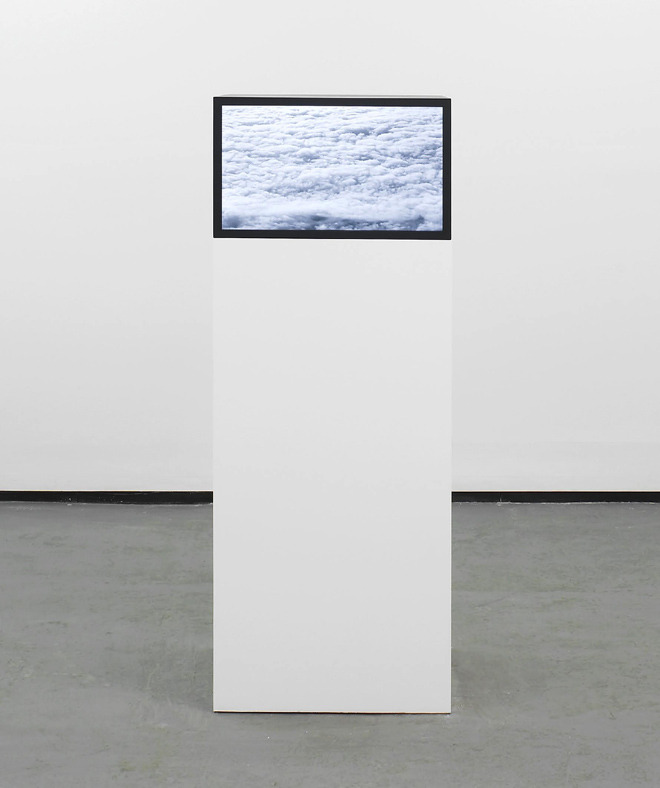 Future Past Perfect #4 (Stratus), 2013 by Carsten Nicolai