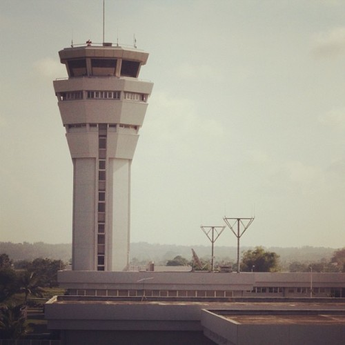 RPVI Aerodrome Control Tower (ILO TWR). #iloilo #aviation #philippines