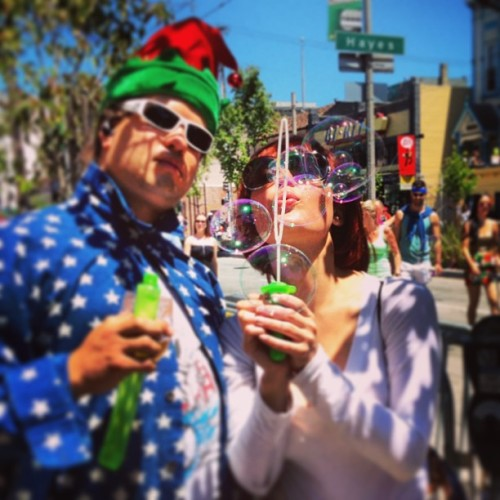 #bubbles #bay2breakers #bff@