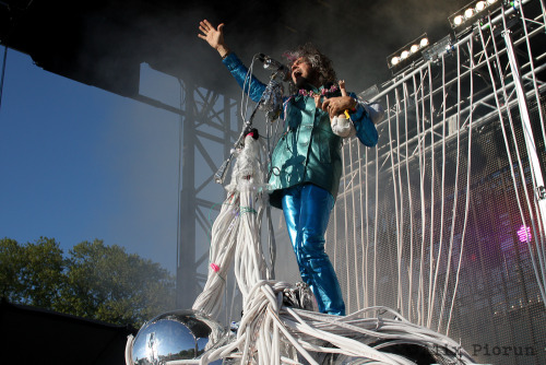 The Flaming Lips at Great Googa Mooga. Check out more photos here.