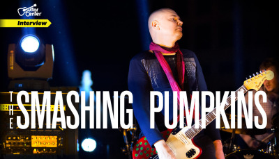 bystarlightsite:  The Smashing Pumpkins continue to test the sonic boundaries of rock. Read their entire interview at Guitar Center: http://gc.guitarcenter.com/interview/pumpkins/
