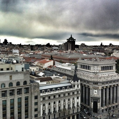 En Madrid #madrid #spain #igersmadrid #iphonesia #iphoneonly #picoftheday #igers
