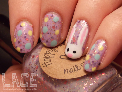 easter nails! for more, visit my blog!