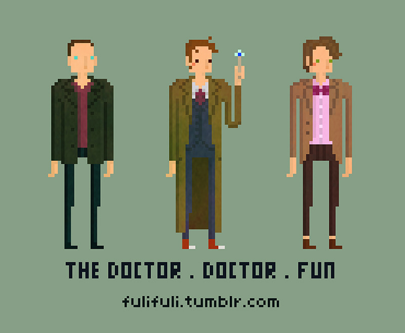 fulifuli:  The name of the Doctor was quite amazing. Also, John Hurt!